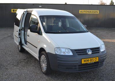 Volkswagen Caddy MMBS Z1 2009 180 PK 6-bak nieuwe registratie!