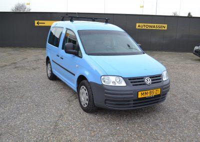 Volkswagen Caddy MMBS Z1 2004 nieuwe registratie!