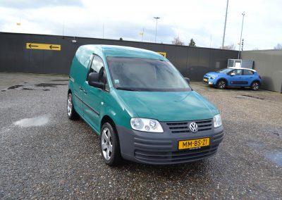 Volkswagen Caddy MMBS Z1 2005 nieuwe registratie!