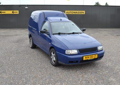 Volkswagen Caddy MMBS Z1 2002 nieuwe registratie!
