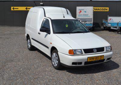 Volkswagen Caddy MMBS Z1 2000 nieuwe registratie!