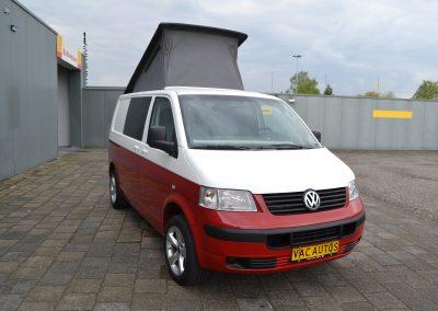 In productie – Volkswagen T5 Multivan 7 pers. 2.5 TDI Automaat