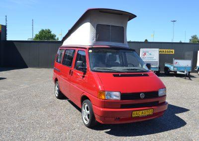 Volkswagen Westfalia T4 1.9 TD Webasto 4 pers.