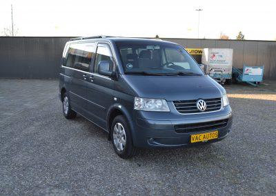 Volkswagen T5 Multivan 7 pers. 2.5 TDI Camper tarief