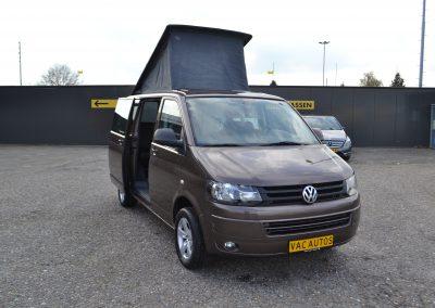 In productie – Volkswagen T5 2.0 TDI 2012 DSG Slaaphefdak