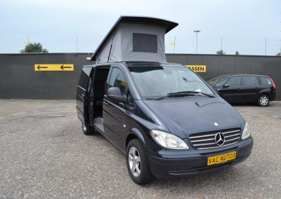 Mercedes Vito 115 CDI Automaat Hefdak & Interieur nieuw!