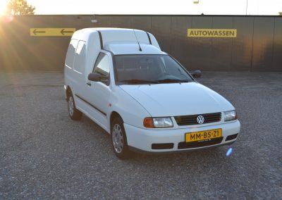Volkswagen Caddy MMBS 2002 nieuwe registratie!