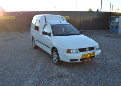 Volkswagen Caddy MMBS Z1 2001 nieuwe registratie!