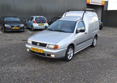 Volkswagen Caddy MMBS Z1 TDI 2003 nieuwe registratie!