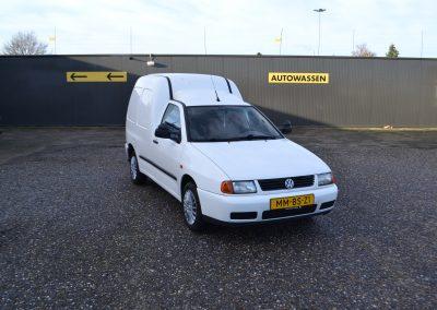 Volkswagen Caddy MMBS Z1 2003 nieuwe registratie!