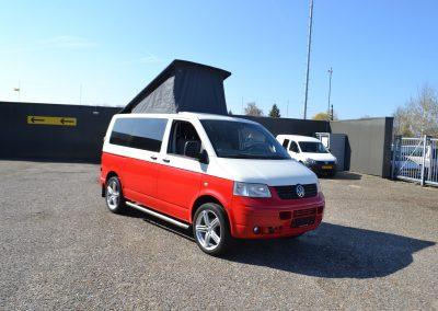 Wordt verwacht! – Volkswagen T5 Retro 2.5 TDI 174 PK Interieur & Hefdak nieuw!
