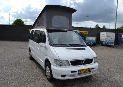 Mercedes Vito V220 CDI Camper Automaat Airco