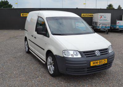 Volkswagen Caddy 2006 2.0 SDI MMBS Z1 nieuwe regististratie
