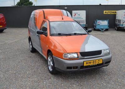 Volkswagen Caddy MMBS Z1 nieuwe registratie!
