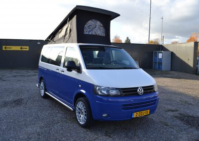 In productie – Volkswagen T5 Retro 2.0 TDI 2013 Two Tone