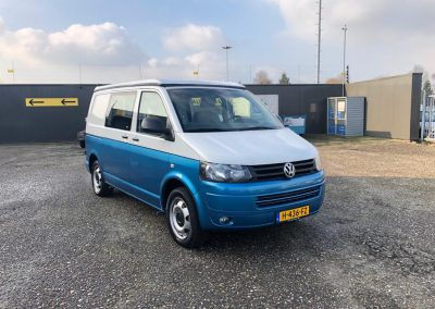 In productie – Volkswagen T5 Retro 2.0 TDI 2012 Two Tone
